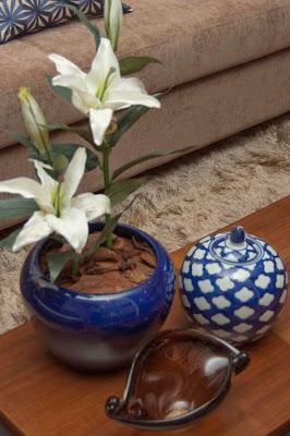 10 Azul & Branco