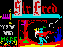 Videojuego Sir Fred - Made in Spain