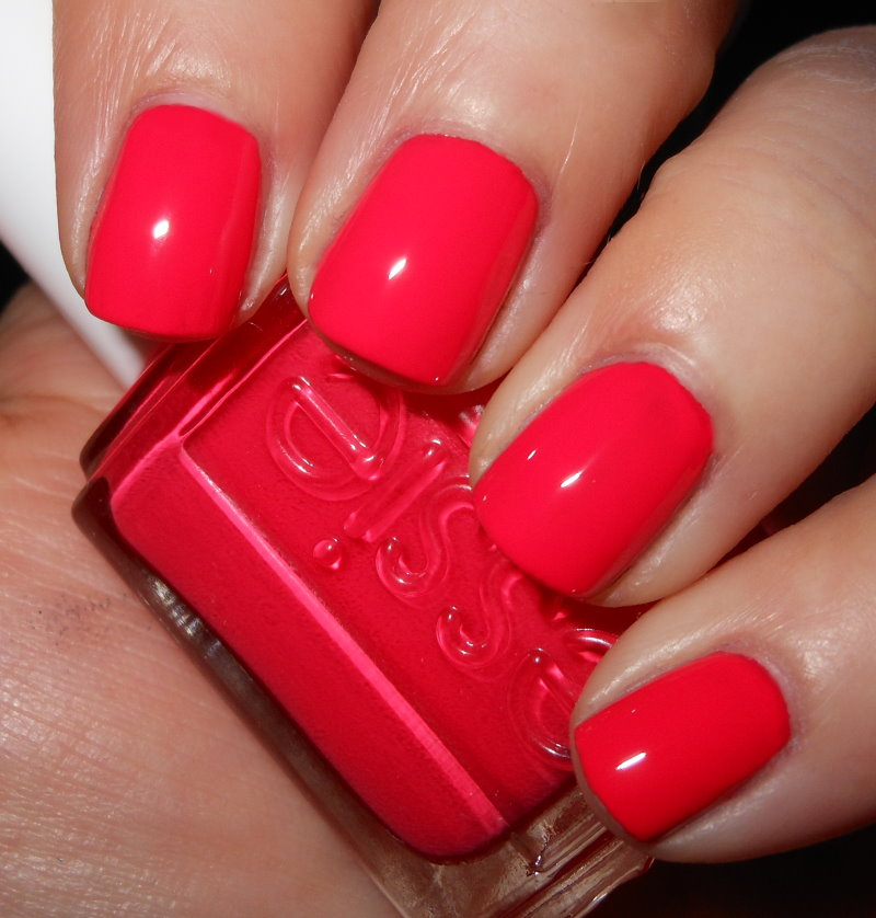 Imperfectly Painted Essie Come Here