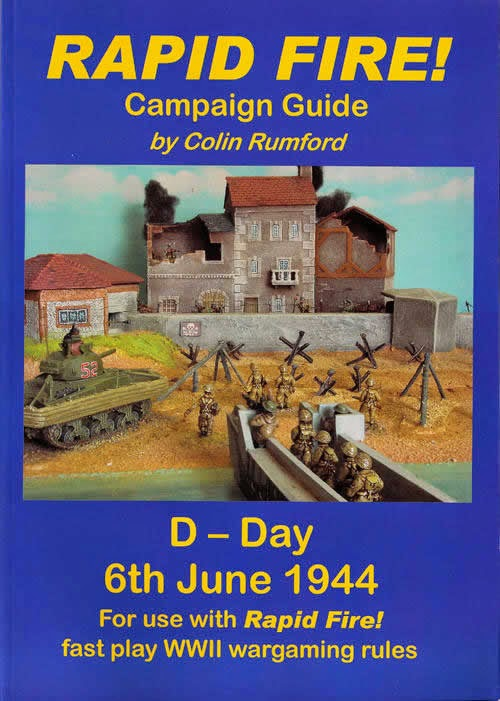 Rapid Fire D - Day 6th June 1944