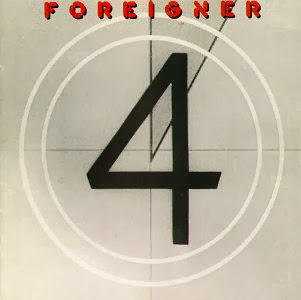Foreigner Four 1981