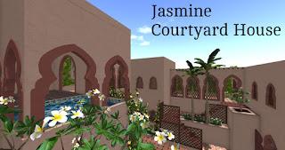 Jasmine Courtyard House