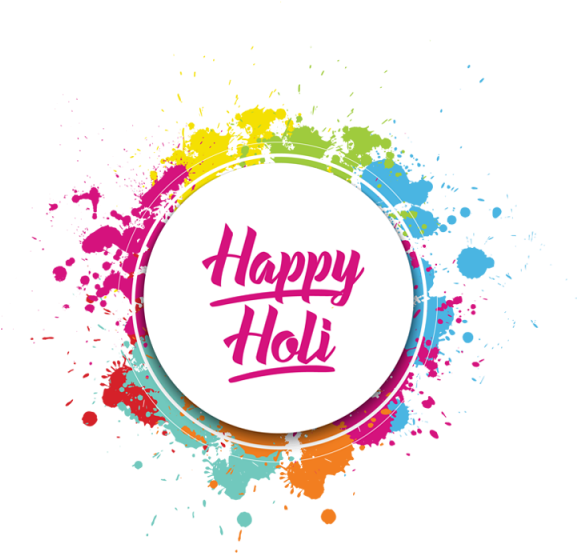 pngkey.com happy holidays png 26858 - Best Shayari images of holi 50+