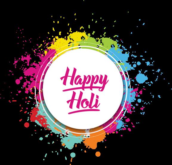 pngkey.com happy holidays png 26858 - Best Shayari images of holi 50+