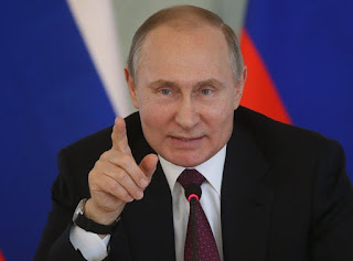 Russian President, Putin