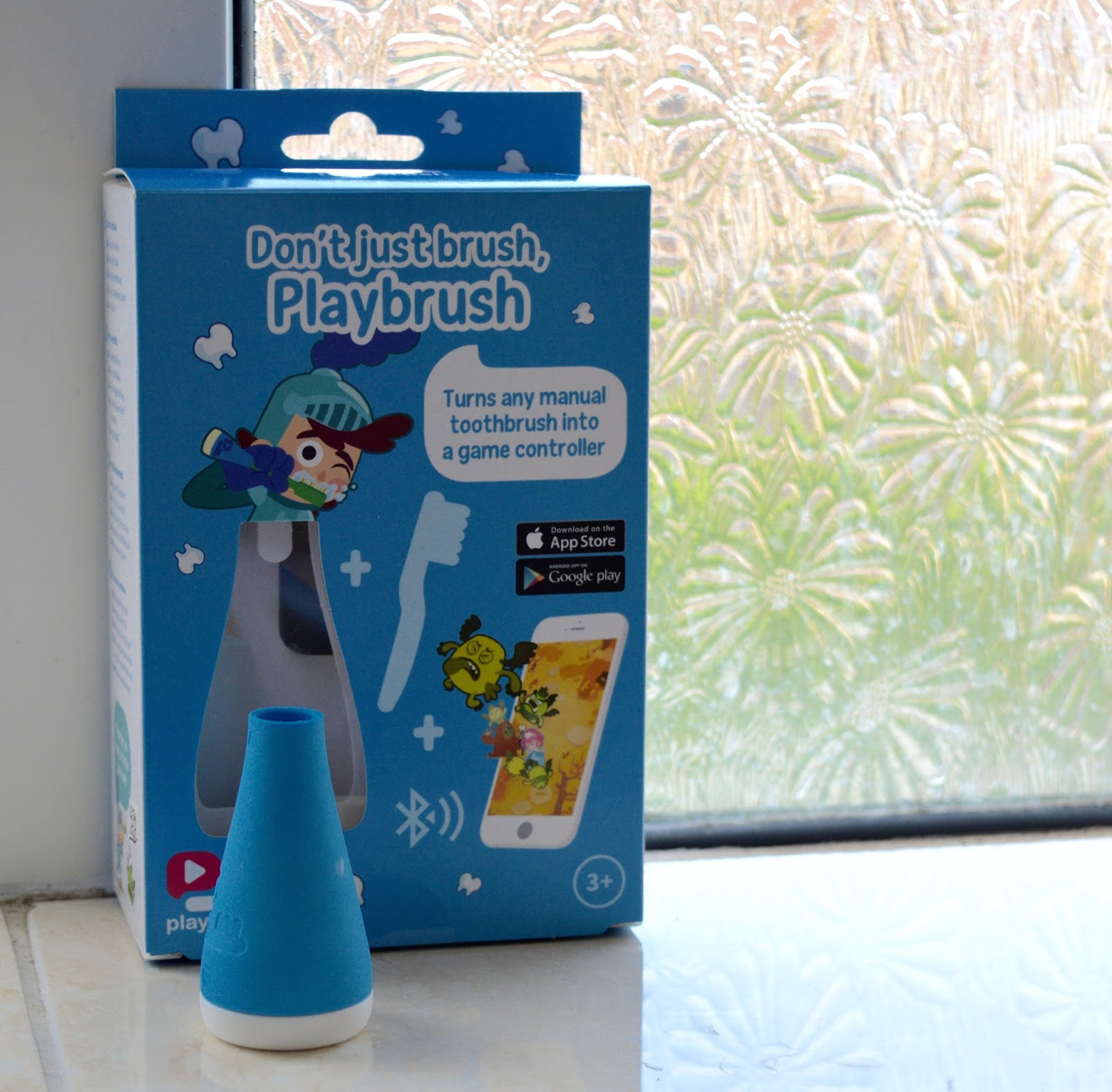 Don't just brush, Playbrush review | Turn your child's toothbrush into a fun game - what's in the box