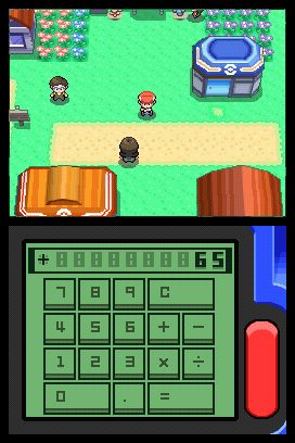 Pokemon Diamons Version Screenshot-2