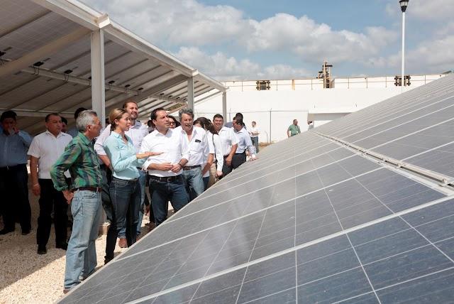 Instalarán paneles solares en el Palacio Municipal: Vila