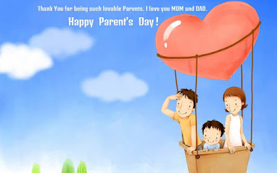 Happy Parents Day Wishes Images with Quotes and Messages