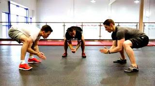 Zuu disciplina entrenamiento hombres