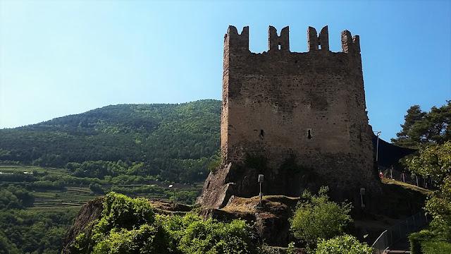 Visitare il Castello di Segonzano