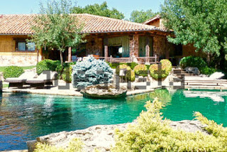 they were accused of hypocrisy for buying a house for over 600,000 euros ($700,000) with a swimming pool and guest house