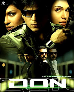 Poster Of Bollywood Movie Don (2006) 300MB Compressed Small Size Pc Movie Free Download worldfree4u.com