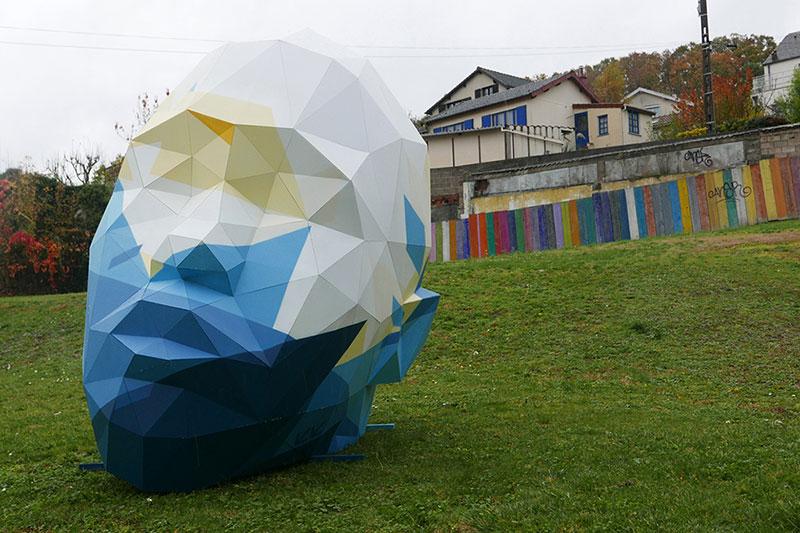 David-Mesguich-02 Deserted Boulevard Sculptures through David Mesguich Design