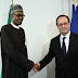 Photos: Pres. Buhari meets with French President at UN General meeting