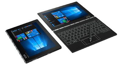Lenovo Yoga Book Generation 2 With Dual Displays Launched