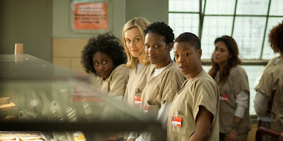 Las 10 series revelación del 2013 Orange is the new Black