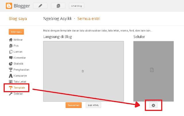 Cara Mudah Cek Blog / Website Mobile Friendly