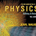 Fundamental of Physics Halliday and Resnick 10th edition