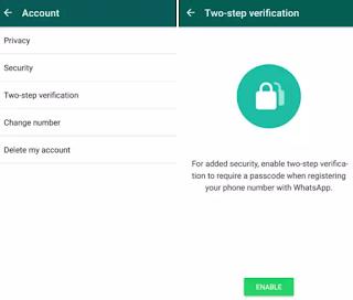 Rahasia di Balik Verifikasi Dua Langkah pada WhatsApp