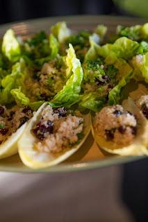 Quinoa salade bij La Place