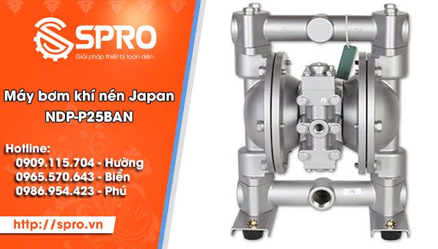 Spro - Mua máy bơm màng khí nén giá tốt nhất tại TPHCM