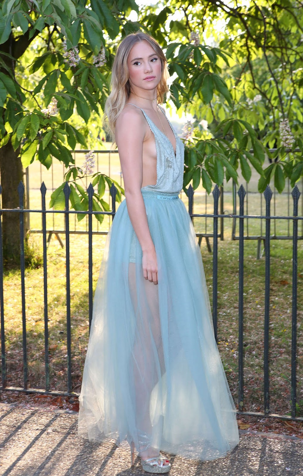 Suki Waterhouse – The Serpentine Gallery Summer Party in London