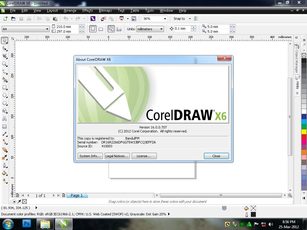 Coreldraw Graphics Suit X6 Keygen Serial Number Crack
