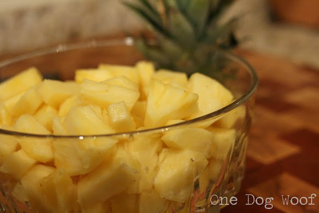 如何削减菠萝|bw必威一只狗汪汪|#prep #cookingtips