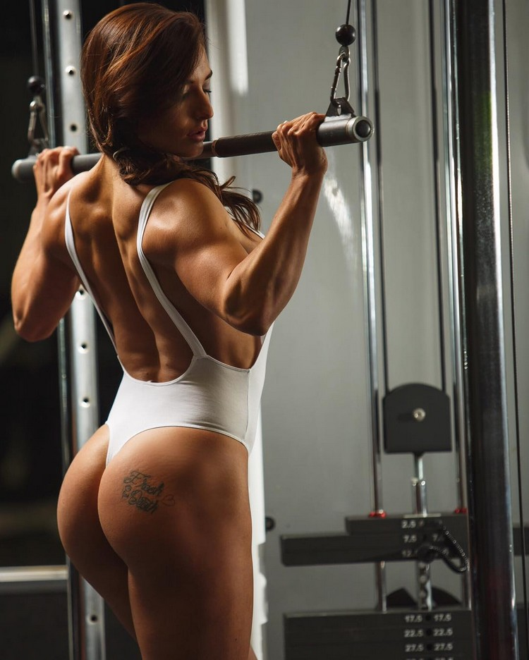 Emeri Connery body motivation