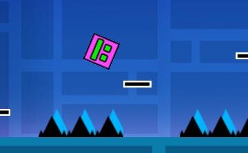 لعبة Geometry Dash مهكرة للاندرويد