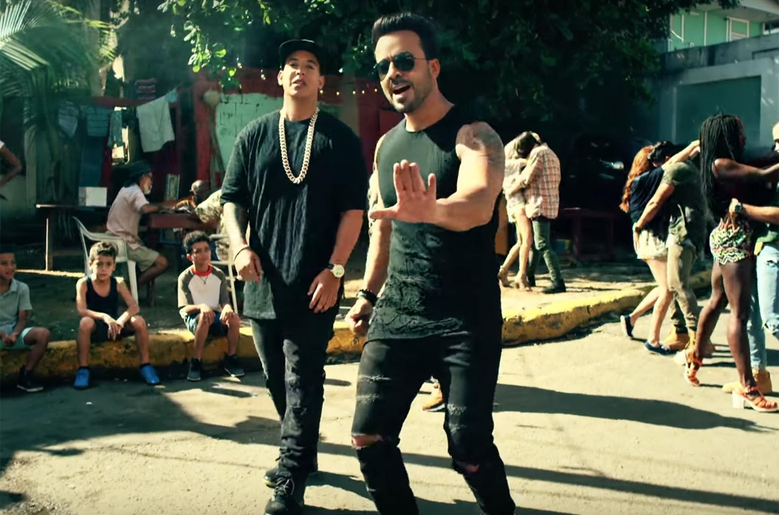 Lagu Despacito Booming Menjadi Rekor Tak Terkalahkan Streaming 4,8 Miliar Kali Tetapi