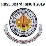 RBSE 10th, 12th Board Exam Result 2019