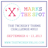 Won the Twinery X marks the spot challenge