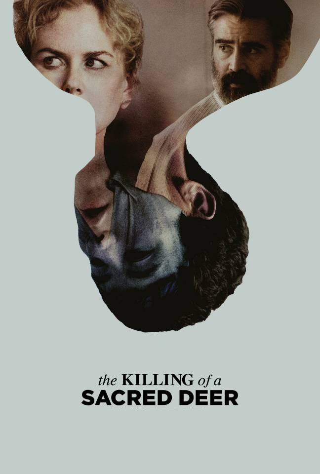 The Killing of a Sacred Deer [2017] [DVDR] [NTSC] [Latino]