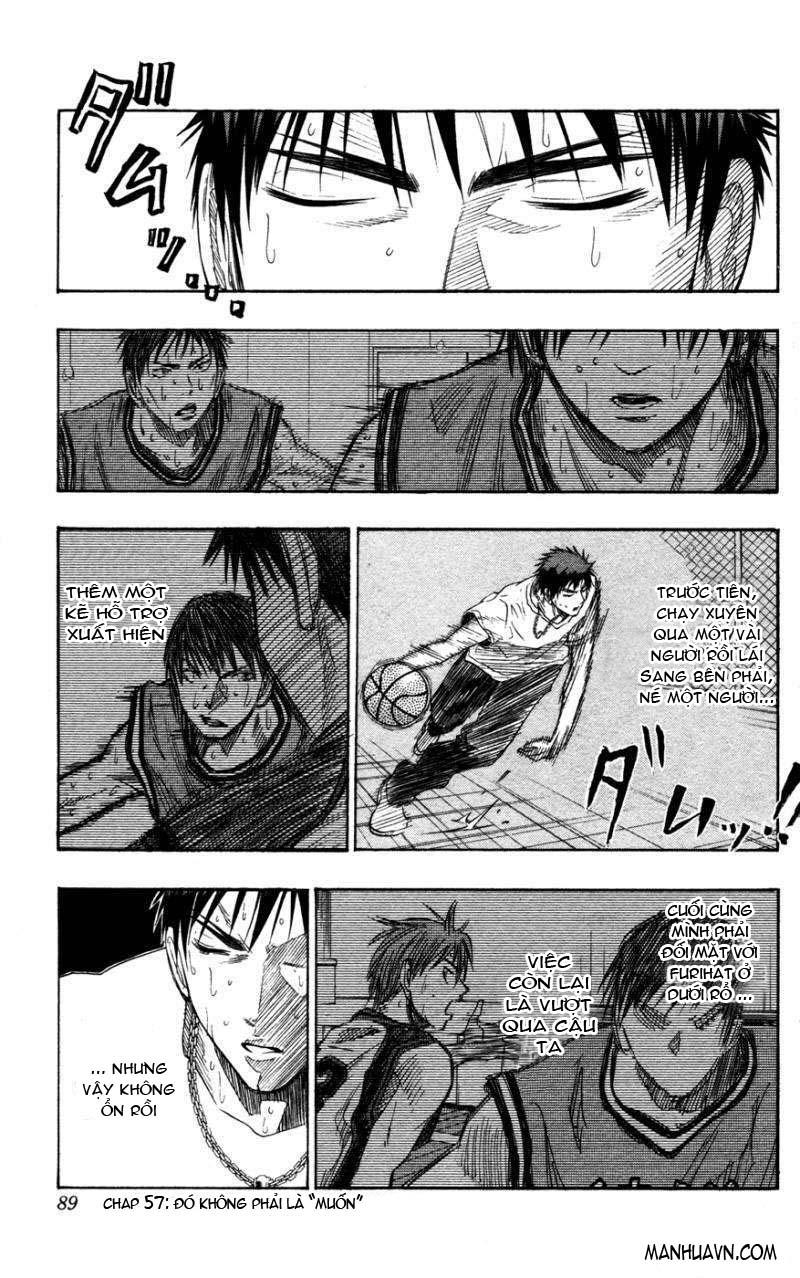 Kuroko No Basket chap 057 trang 4