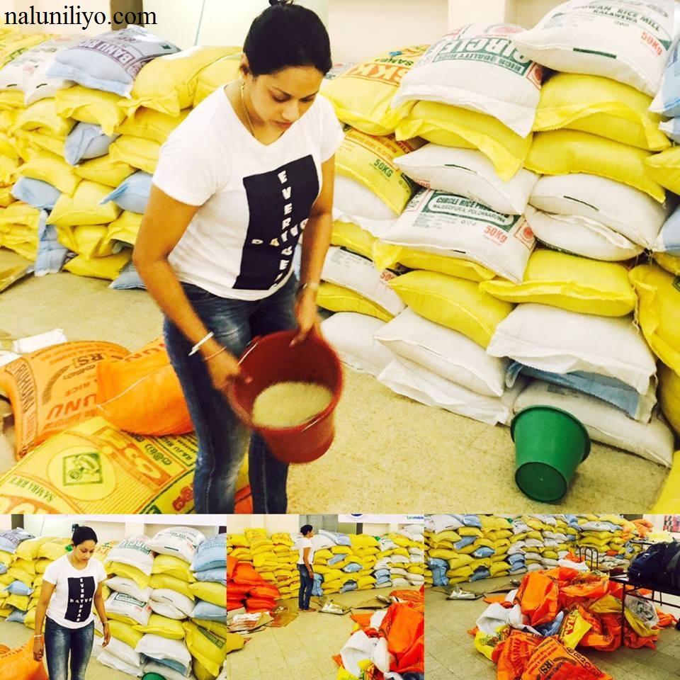 Janaki Wijerathne charity social service