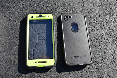 Google Pixel 2 FRE LIFEPROOF Night Lite Case Review