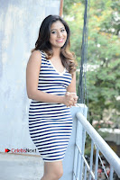 Actress Mi Rathod Spicy Stills in Short Dress at Fashion Designer So Ladies Tailor Press Meet .COM 0056.jpg