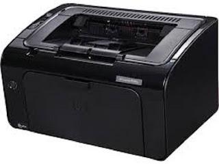 Picture HP LaserJet Pro P1109w Printer