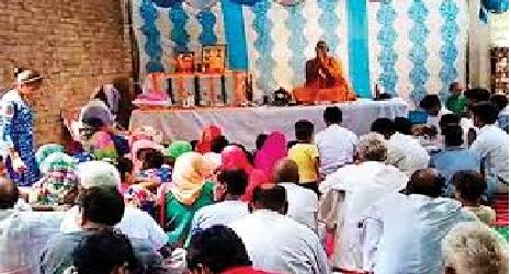 uttarpradesh-25-dalito-ne-baudh-dharm-apnaya