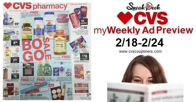 http://www.cvscouponers.com/2018/02/cvs-weekly-ad-preview-218-224.html