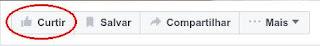 Como curtir uma página no Feicebuque
