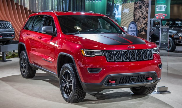 Tucson Used Cars >> 2017 Jeep Grand Cherokee Trailhawk
