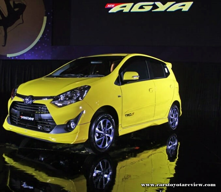 2017 Toyota Agya Specs Price And Release Date