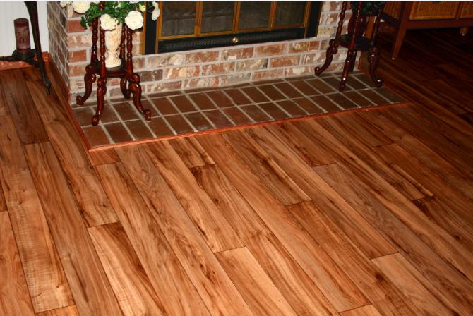 Linoleum Flooring That Looks Like Hardwood