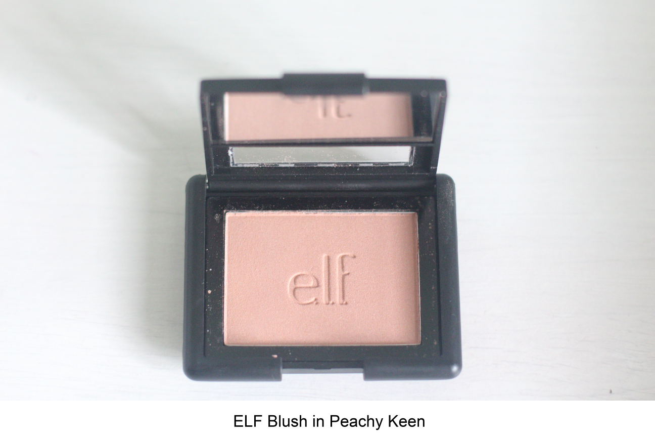 ELF Studio Blush in Peachy Keen
