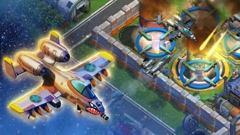 DomiNations - Space Age Showcase