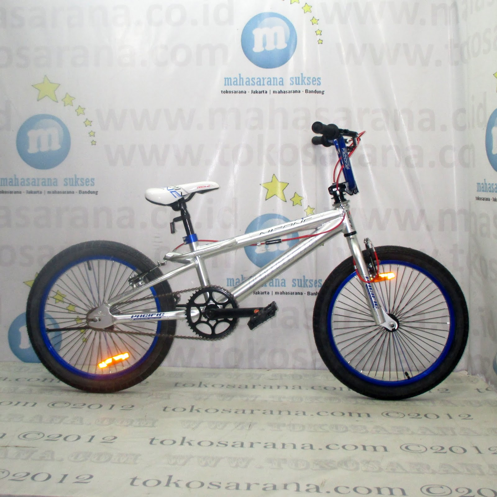 Sepeda BMX Pacific Mizone 20 FreeStyle Rangka Aloi 20