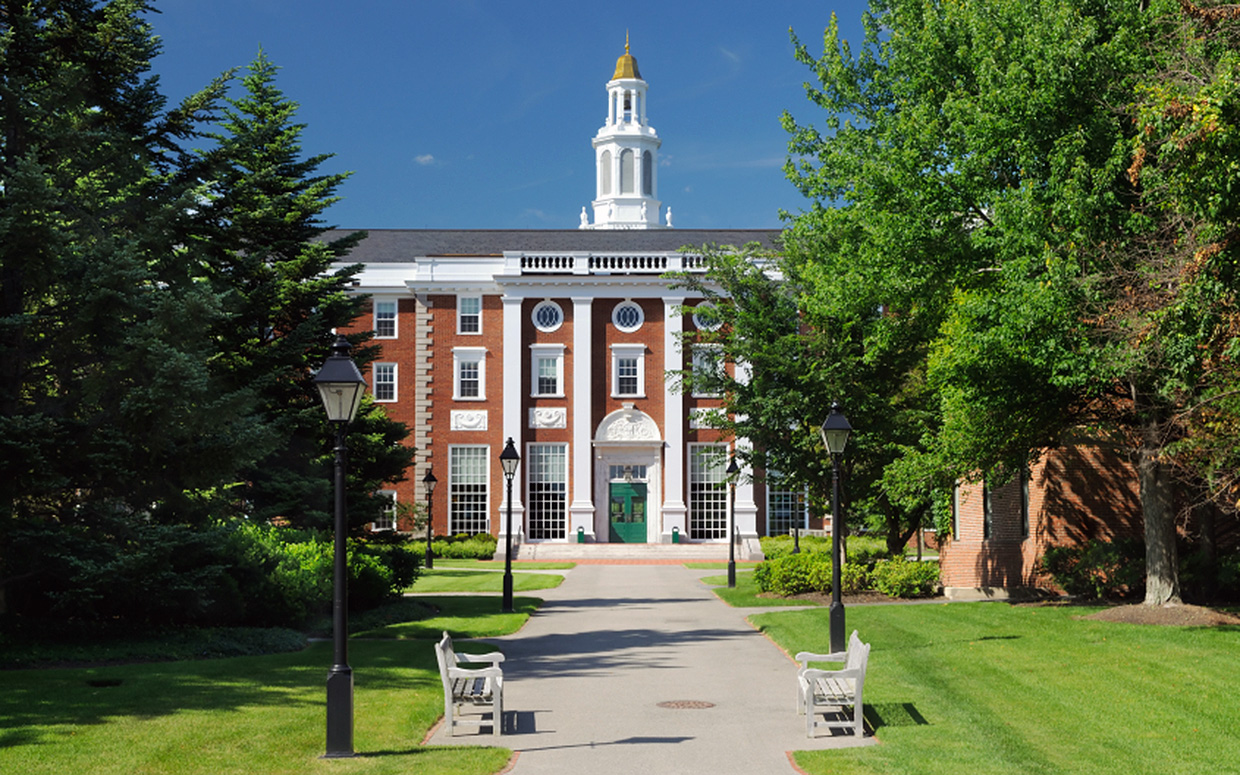 How to Get Study At Harvard University After High School
